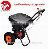 36KG/80LB/29L seed fertilizer salt spreader for garden farm use