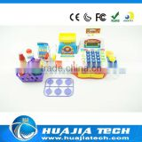 Battery Operated Interesting Baby Cash Register Toy With HJ001746 best selling toys 2014