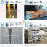 retractable & removable and fixed manufacturer 316 stainless steel bollard(ISO SGS TUV approved)