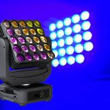 5*5 LED DMX Control Moving Head Matrix Stage Lighting