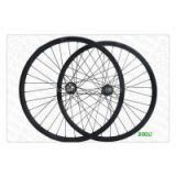 Boostbicycle Full Carbon 27.5er(650B) Mountain Bike Wheelsets 40mm Width Clincher Hookless Tubeless Compatible