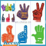 Most Popular Fans Items Giant Wave Foam Finger Cheering Hands foam hand sponge hand foam finger