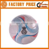 Customized Logo OEM Designed Custom PVC Football