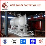 10 tons Skid LPG cooking gas filling station Lpg filling plant