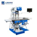 X6432 Universal Milling Machine with 3 axis DRO Swivel Head Milling Machine