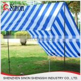Outdoor folding portable 210t polyester pu1000mm outside material gazebo garden beach tent for wholesale