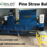 Pine Straw Baler Machine