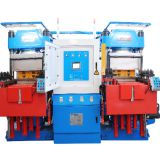 Vacuum rubber vulcanier 200ton vacuum compression molding machine for making rubber parts
