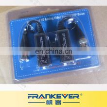 FRANKEVER Passive AHD/CVI/TVI Transceiver Single Channel Video Balun
