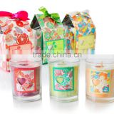 200g Scented Candle with soy wax