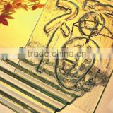 wholesale 2015 new products fusing art glass/Hot melt Glass