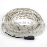 5m waterproof smd led strip 3528 with dimmable IR RF optional remote controller