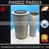 Factory wholesale auto parts hepa air filter cartridge for tractor/ heavy truck in air filter