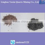 silica medium sand for sale/acid-resisting color fine sand