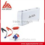 AGA A9 Portable Charger Car Power Bank with Advanced Safety Protection and Built-In LED Flashlight