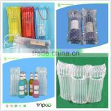inflatable air bag,air bags,air column bag,air bubble bag ,plastic bags for wine bottles.