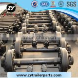 High Quality germany axle&Light Trailer Parts Use and Trailer Axles Parts Germany axle