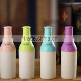 Bottle USB air humidifier Portable Mini Humidifier Office Air Diffuser Mist Maker LED Nightlight USB Humidifier
