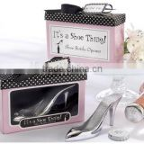 "High Heel Shoe Wedding small Favors Beer Bottle Opener ""it is a shoe thing"" wedding return gifts"