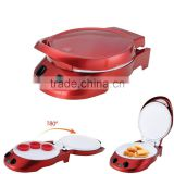 1800W Electric Multi-function Snack Maker Pizza Maker 6 in 1 PM-675