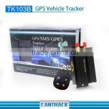 Real-time GSM SMS Vehicle GPS Car Tracker-G sener Track TK108B with Remote Control                                                                         Quality Choice