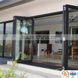 Doulbe glazed glass sliding door,sliding glass door with grills/aluminium window and door