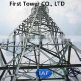 Angle steel telecommunication tower