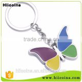 Factory Can Be Customized Gift Key Activities Metal Key Chain plating Key Chain to Promote Products