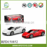 Top selling 1:24 metal pull back car,diecast model car with music and light,mini metal car toy