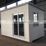 buliding materials steel frame modular home