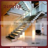 wood staircase handrail laminate flooring treads wooden stairs design