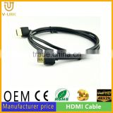 CE certification hdmi cable awm 20276 with competitive price