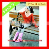 2014 hot products Polyester coated pvc cycling shoe cover for rain boot
