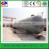 Bottom price High Quality used lpg gas tank truck