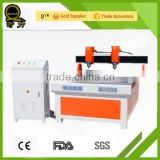 Jinan Hongye cnc router wood hand wood carving machine with rotary (wood door,MDF,wood furniture)