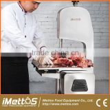 Electric Meat Bone Saw with 0.2S Braking System Sliding table Butchers Bone Saw