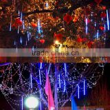 20CM 100V~240V LED Meteor Tube Romantic Meteor Shower Rain Tubes Christmas Decoration String Light for Holiday/Wedding/Party