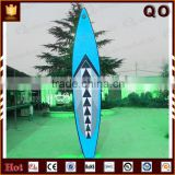Newly style colorful inflatable sup board for surfing