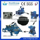 Waste tyre recycling rubber powder production line/waste tire recycling line                                                                         Quality Choice