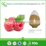 Factory supply raspberry ketone weight loss api/extracts powder
