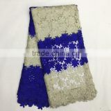 Christmas Latest african lace austrian embroidery designs flower lace guipure lace/cupion lace