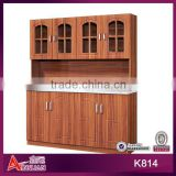 K814 flat pack and know down movable cupboard