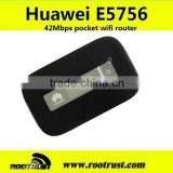 low price pocket wifi 3g wireless router with sim card slot huawei e5756