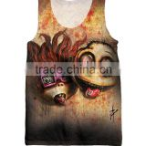 Women Men 3d Sport Jersey Rugrats on Acid Tank Top Fashion Summer Style cartoon Basketball Vest