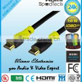 high speed hdmi audio&video cables with ethernet for 4kx2k -1080p - Blu-ray - Ps3 - Xbox 360