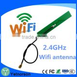 Wifi Antenna 2.4G 3dbi gain with IPEX inner antenna connector Bluetooth notebook PCB antenna NEW Wholesale