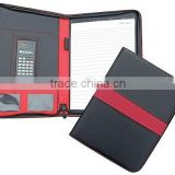 19523 Seminar Folder with Calculator and Notepad( promotional gift, corporate gift, premium gift, souvenir )