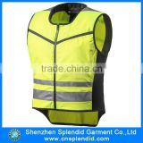 custom hi vis motorcycle safety reflective vest                                                                         Quality Choice