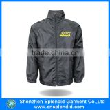 bulk wholesale high quality waterproof black men jacket                                                                         Quality Choice