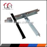 Construction metal suspended ceiling grid clips with low price